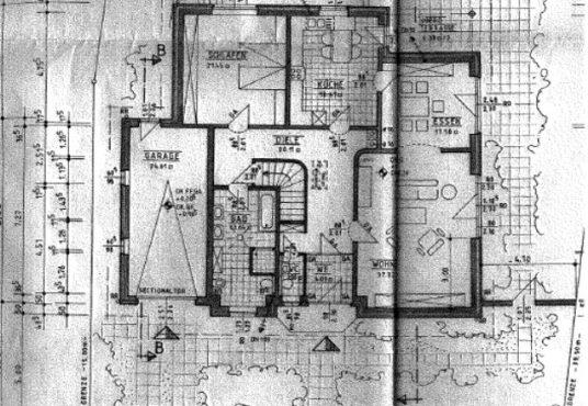 Immobilienmakler Verden Haus 1 Grundriss