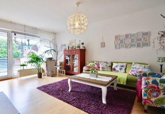 Immobilien in Verden Wohnzimmer