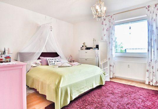 Immobilien in Verden Schlafzimmer